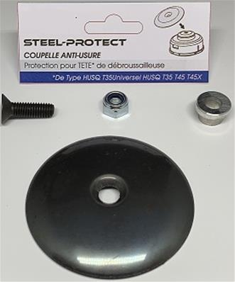 COUPELLE ANTI USURE STEEL PROTECT